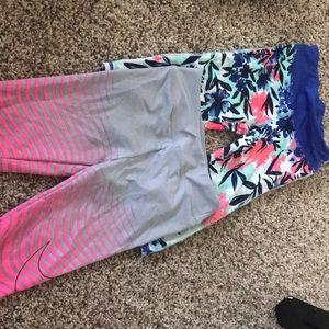 Kids workout pants
